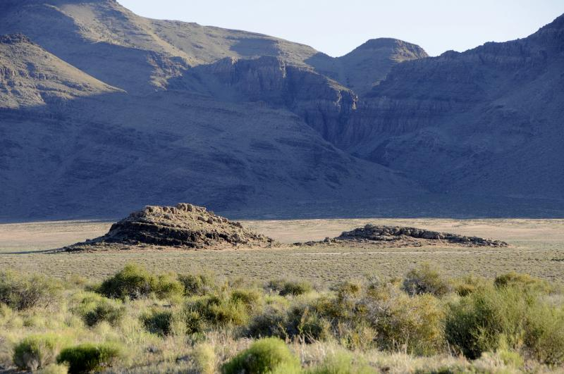 Tule Valley Buttes